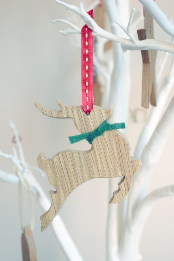 Christmas Reindeer Decoration